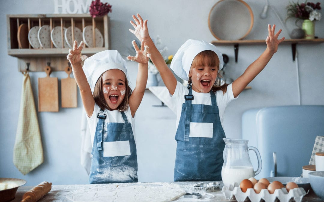 How To Make Your Kitchen Kid Friendly
