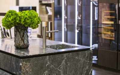 Should you repair or replace damaged stone countertops?