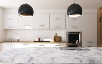 Can installing granite countertops or tiles increase home value?