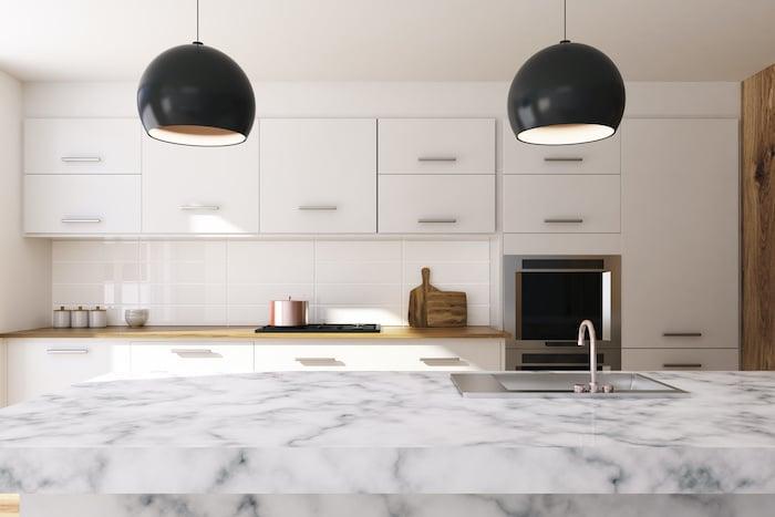 installing granite countertops