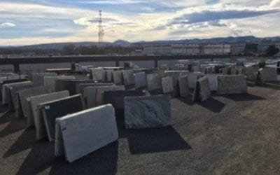 Take a Tour of our Granite Yard in Denver, CO