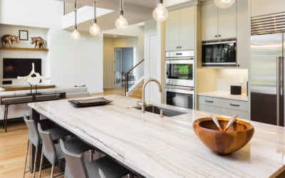 What should I expect during a granite countertop installation? How long will it take? How stressful will it be on my end?
