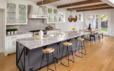 Can I reuse my granite countertop when I move? If yes, how?