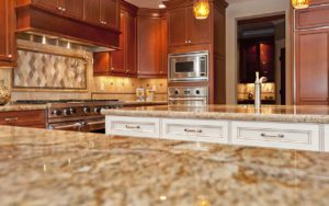 When should you choose granite countertops over marble countertops
